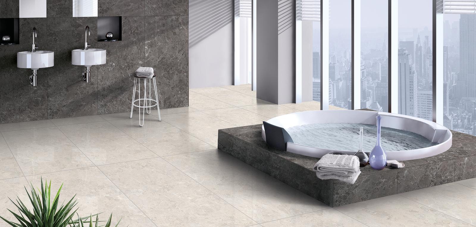 Exclusive Luxury Penthouse Bathroom Interior